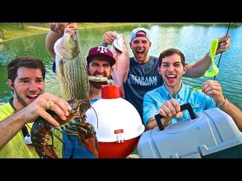 Stereotypes: Fishing