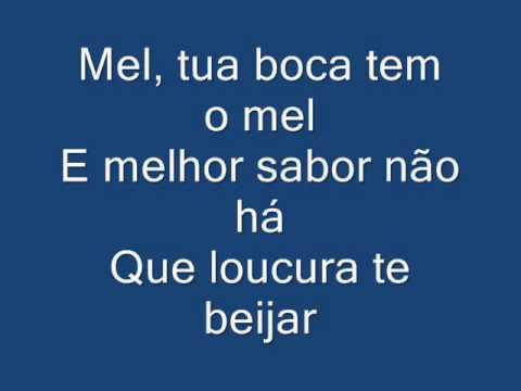 Tua Boca Belo Com Letra