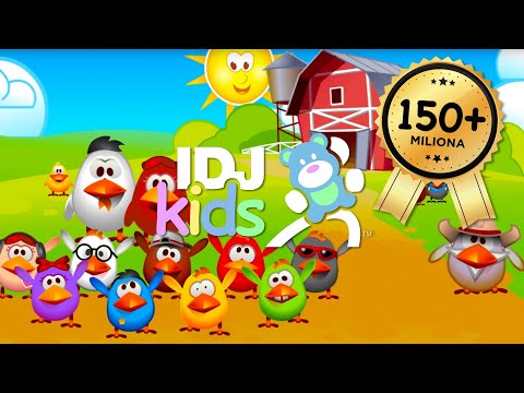 Pilici (Chickens) - Pilici - Popular Video for Kids (2015)