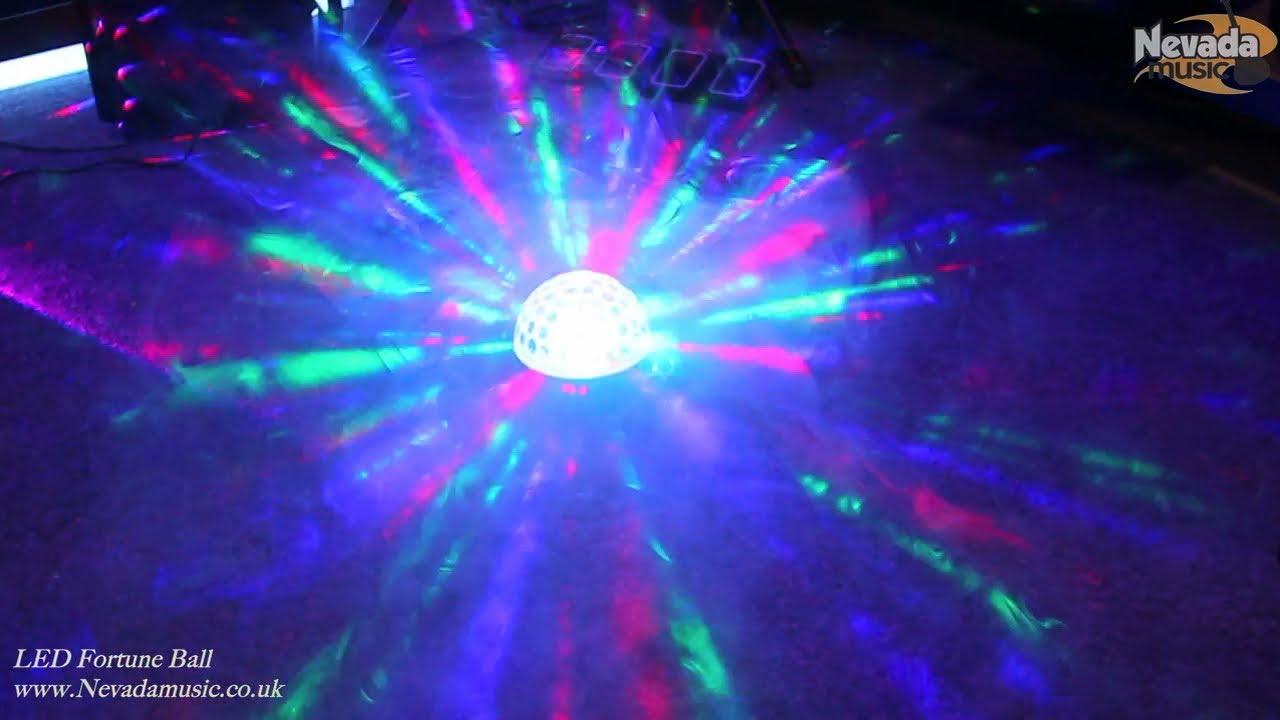 the neon light ball - photo #23