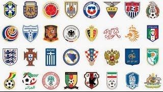¿Cuál Es El Escudo Más Bello De Brasil 2014?