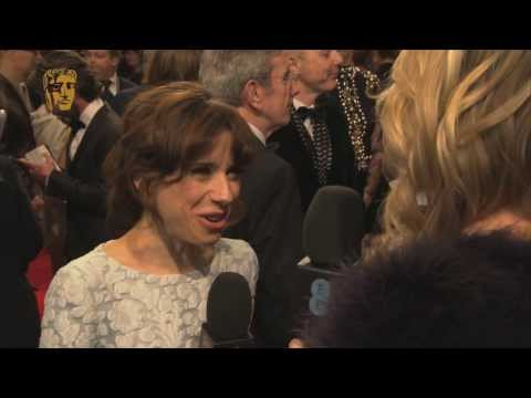 Sally Hawkins - BAFTA Film Awards Red Carpet 2014