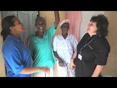 Dr Lynne Haiti Mission 2013
