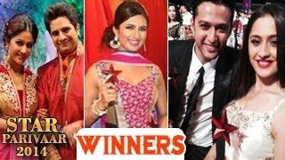STAR Parivaar Awards 2014 29th June 2014 Full Show