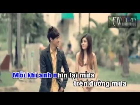 Karaoke Còn lại gì sau cơn mưa   Hồ Quang Hiếu