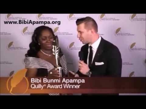 High Performance Business Coach - Bibi Apampa - Top Motivational Speaker Europe
