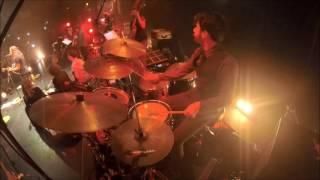 Giannis Haroulis - Tis Lithis To Pigadi Live (Drum Cam)