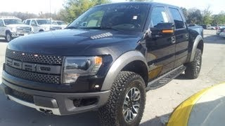 2013 ROUSH RAPTOR SVT SUPERCREW 6.2L 590HP SUPERCHARGED AT