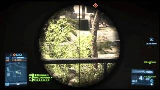 BF3 Sniper Montage M40A5 (SSA)Shymoose PS3