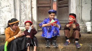 Truyện Phú Ông - Lì Xì May Mắn Đầu Năm Mới - Tập 4 - MN Toys