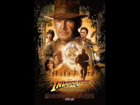 Indiana Jones and the Kingdom of the Crystal Skull (2008) Movie Review