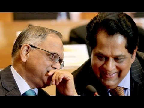 KV Kamath Reacts To Narayana Murthy's Stepping Down & Vishal Sikka's Appointment As CEO