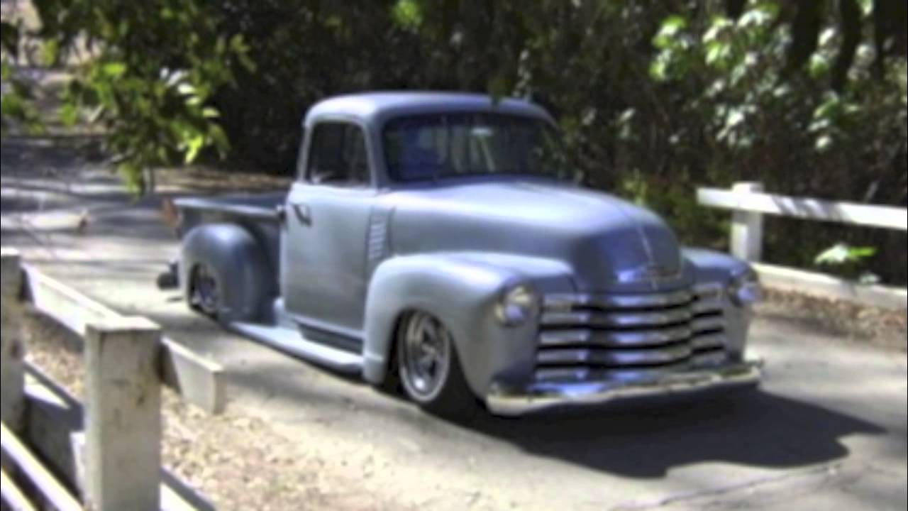 Truck For Sale Electric Pickup 1954 Chevy Crew Cab Pictures