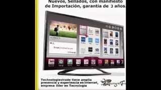 Tv Led Full Hd De 42 Pulgadas 42la660t Smart Tv Wifi 3d Lg