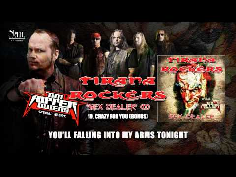 Tirana Rockers feat. Tim Ripper Owens - Crazy For You