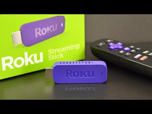 Roku Streaming Stick: Unboxing & Review (4K)