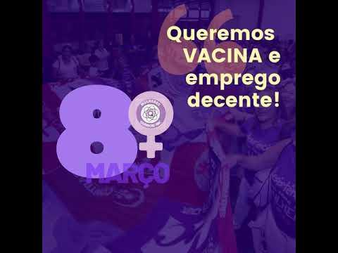 8M 2021: mulheres químicas do ABC na luta pela vida!