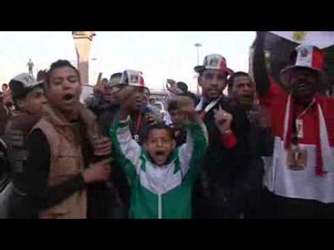 Blast in Egypt on uprising anniversary