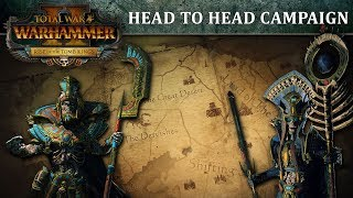 Total War: WARHAMMER II - Tomb Kings Játékmenet