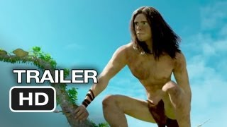 Tarzan TRAILER (2013) Animation Movie HD