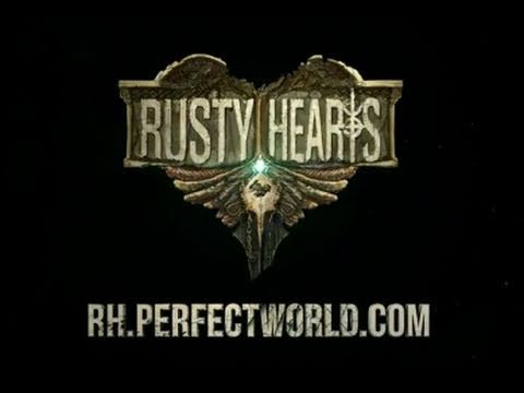 Rusty Hearts Closed Beta Begin.