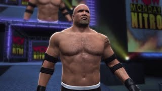 WWE 2K14: Goldberg (WCW Nitro Entrance)