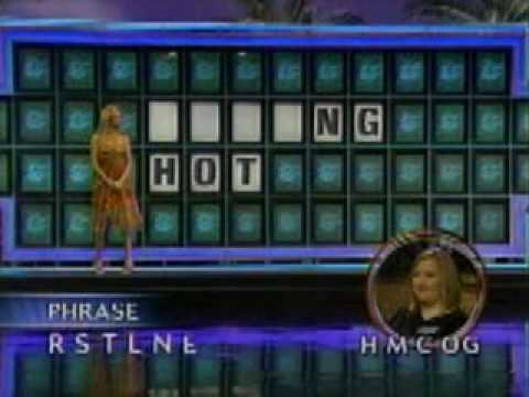 Wheel of Fortune - 4/6/07 (Part 5) - YouTube