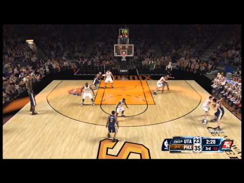 NBA 2k14 GM Mode Utah Jazz Episode 2 Game 2