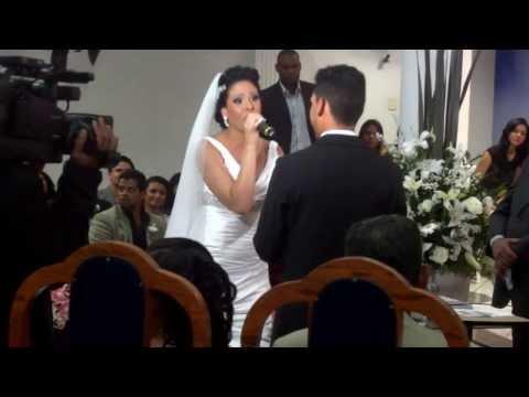 Hetiane cantando para seu Noivo Gileade - Música: Oração do Amor - Arianne