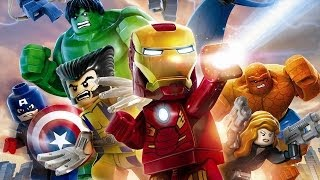 LEGO Marvel Superheroes Cheat Codes Unlock Characters