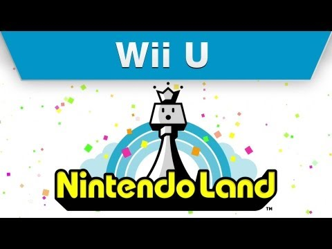 Wii U - Nintendo Land Trailer