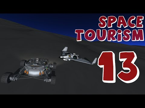 Space Tourism - Episode 13 (Kerbal Space Program)