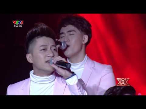 CON ĐƯỜNG TÔI - DƯƠNG KHẮC LINH ft THE WINGS | CHUNG KẾT | THE X FACTOR - NHÂN TỐ BÍ ẨN 2016
