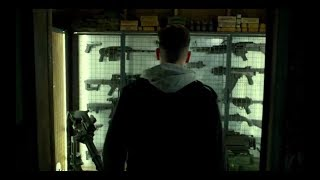 The punisher- God's Gonna Cut you Down
