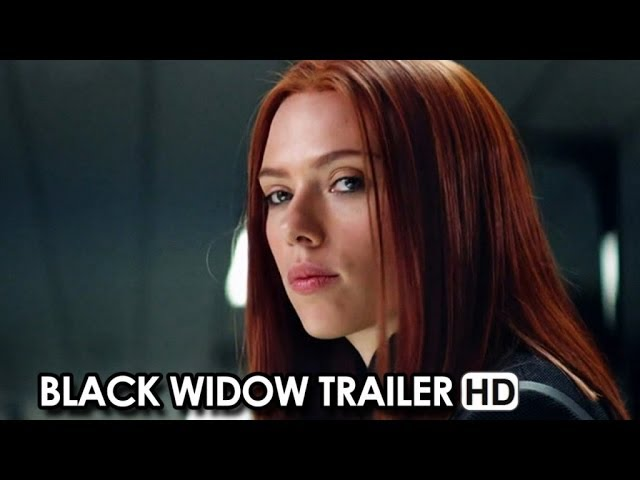 Captain America: The Winter Soldier - Black Widow Trailer (2014) HD