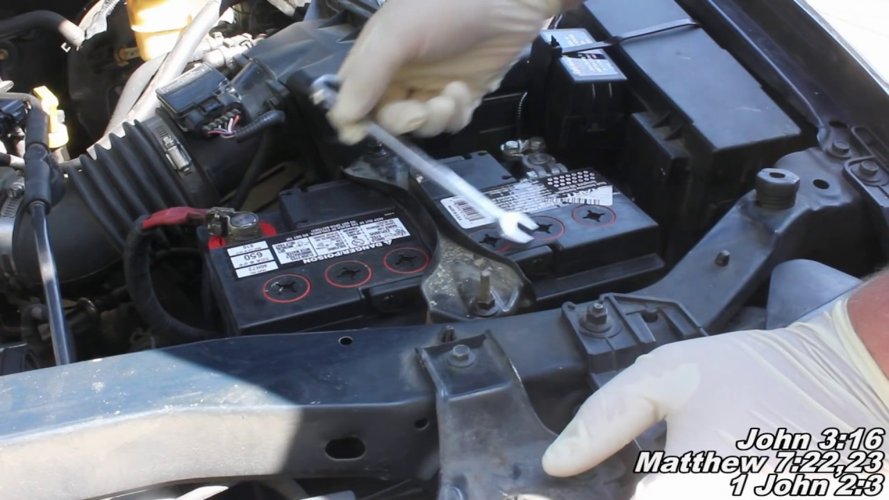 How to remove engine from 2005 ford escape for Motor ford escape 2005