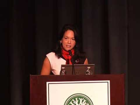 Amy Heinl Speaks at Heart and Stroke Symposium