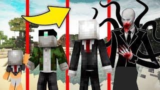 NẾU SLENDERMAN CÓ CUỘC SỐNG TRONG MINECRAFT !!!! (Minecraft Người Trông Trẻ)