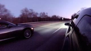 2014 Mustang GT Vs 2011 Camaro SS [Stock Vs Stock]