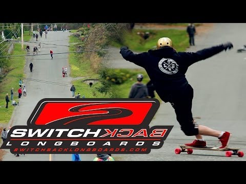 SB Slide Jam 2013  (5th Annual Switchback Longboards)