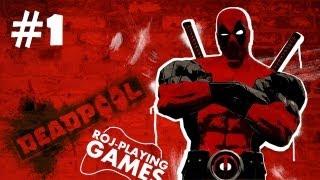 Kocham Tego Gościa! Deadpool #1 (Roj-Playing Games