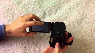 [Sony NP-FV50 vs Sony NP-FV100 on Sony Handycam HDR TD30VE] Video