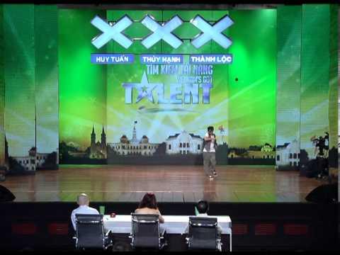 Vietnam's Got Talent 2012 - Bật Mí Bí Mật Tài Năng - Oppa Gangnam Style  !