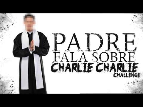 POLÊMICA: PADRE FALA SOBRE Charlie Charlie Challenge! #charliecharliechallenge