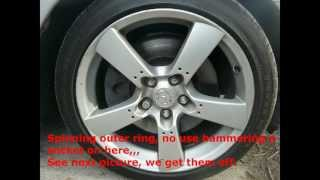 Locking Wheel Nut Removal. How To Get Locking Wheel Nuts