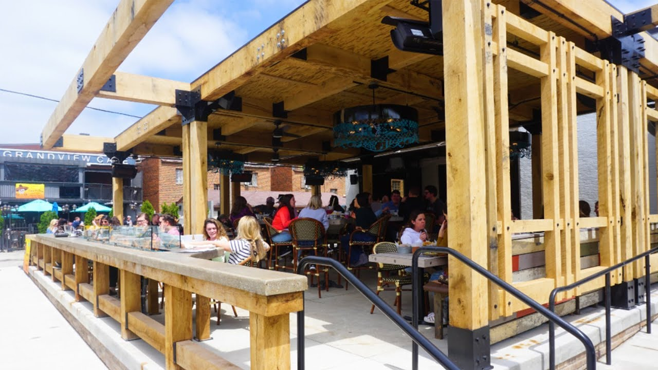The Hottest Patios in Central Ohio 05-26-2019