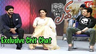 Akhil's Interview with Nithya Menon, Dulquer Salman on 100 days of Love