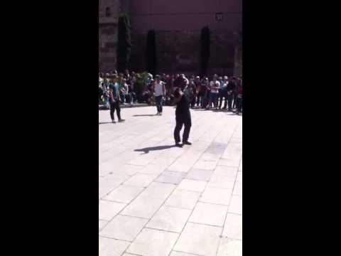 Break Dance (Spain, Barcelona)