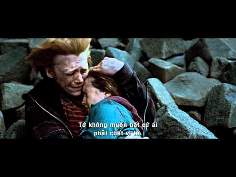 Harry Potter and the Deathly Hallows trailer Vietsub - MOVEEK.VN