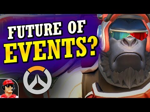 Why Overwatch Events Are CHANGING! (Is Blizzard's Plan Good or Bad?)